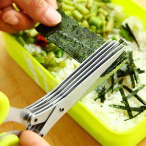 Herb Scissors – Multipurpose Kitchen Cutting