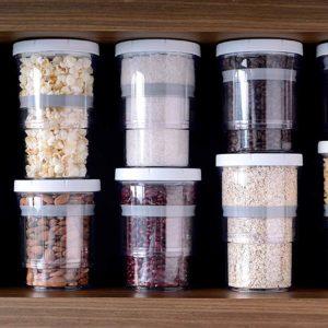 Adaptable Food Storage