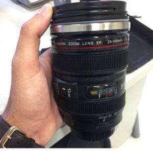 Camera Lens Shaped Mugs Coffee