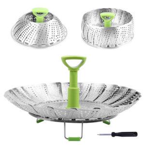 Expandable Steamer Basket