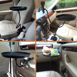Portable car table
