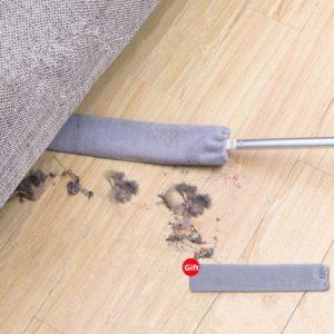 Bedside Dust Brush Long Handle