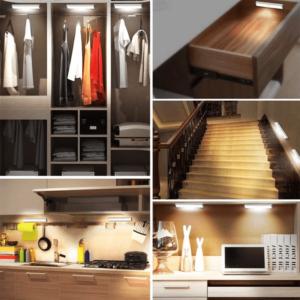 Under Kitchen Cabinet Lighting (3 Pack)