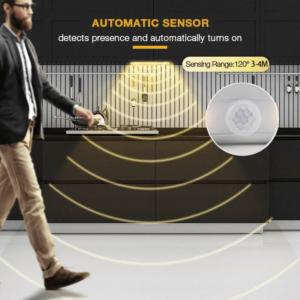 LED Kitchen Lighting Motion Sensor