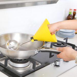Anti Oil Splash Hand Protector
