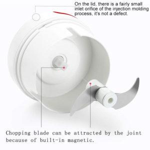 Mini Manual Food Chopper