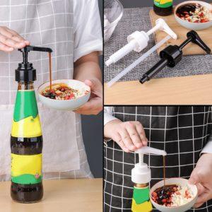 Kitchen Press Nozzle Operated Pump Head