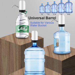 Rechargeable Water Bottle Pump Dispenser