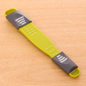 Dual-head Nine-speed Adjustable Measuring Spoons