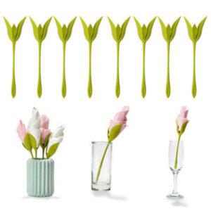 Bloom Napkin Holder Creative – Rose Decoration