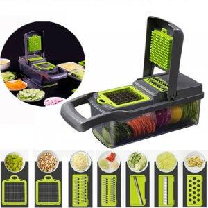 Multi purpose Vegetable Slicer Chopper – Kitchen Tool