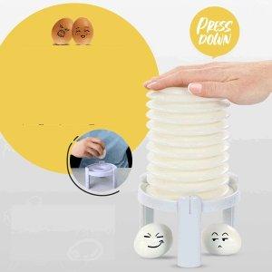 Three Steps Egg Shell Remove Tool