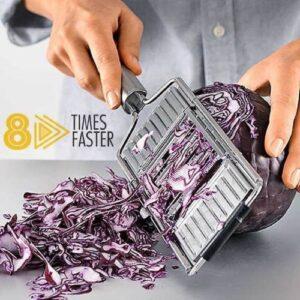 Multi-purpose Vegetable Slicer Stainless Steel – Kitchen Accessories