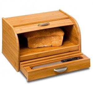 Bread Box Woodworking
