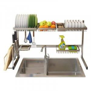 Over Sink Dish Rack – Kitchen Accessories Storage Organizer